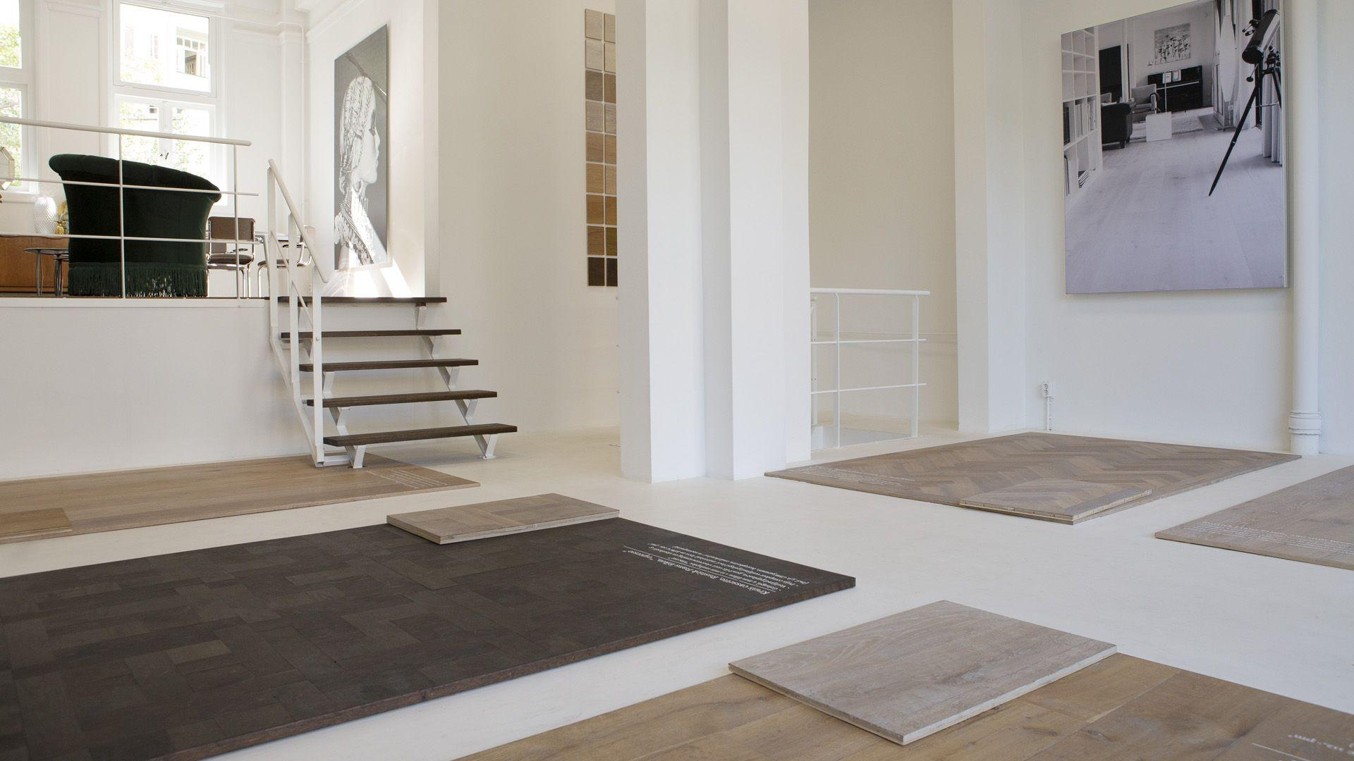 uipkes wood flooring amsterdam showroom